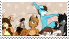 Discord Squad Stamp by LeafyWolf