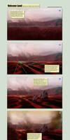 Vulcano Land Making of