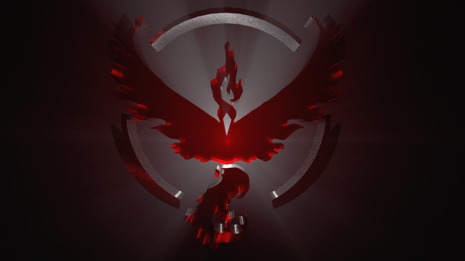 Art Show Ideas Team Valor By Forged3dx On Deviantart