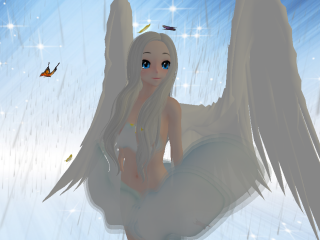 angel clouds by Second-life-gameplay on DeviantArt
