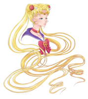Sailor Moon by Spirit-Flyswatter