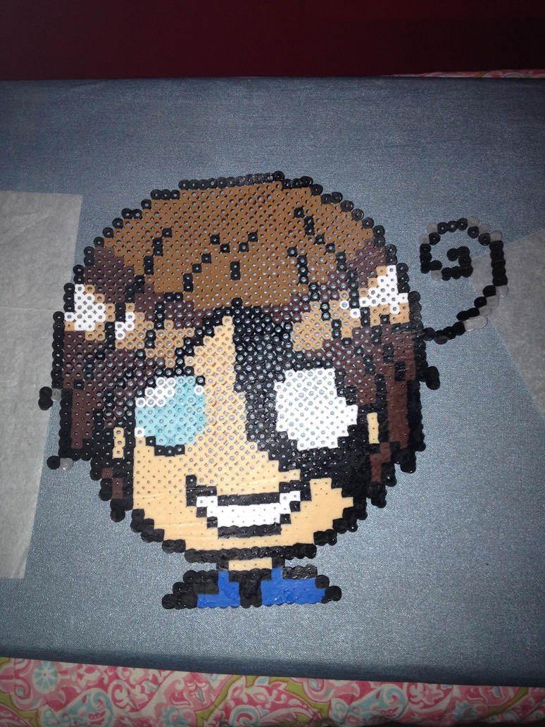 Dreamtalia perler beads? by Rosemoka