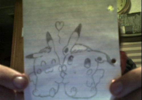 pikachulove by CaseyHunt