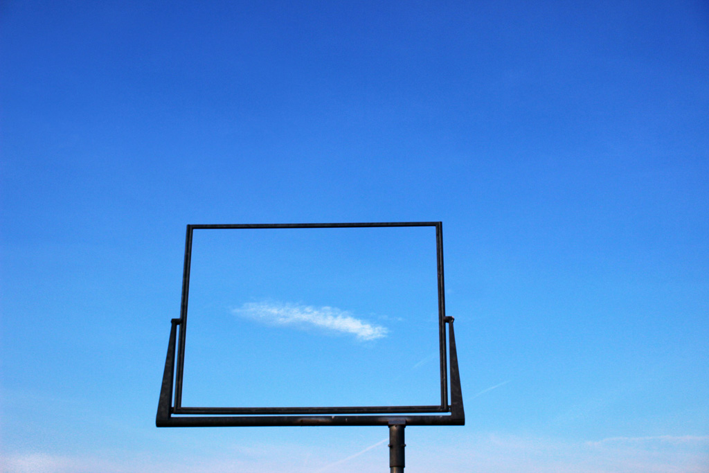 The portrait of a cloud by myraincheck
