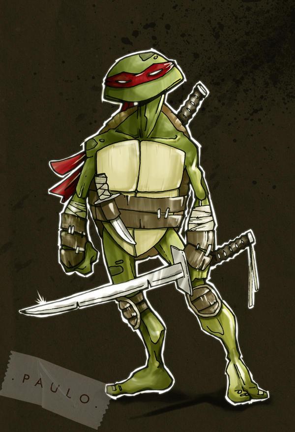 Leonardo by paulorocker