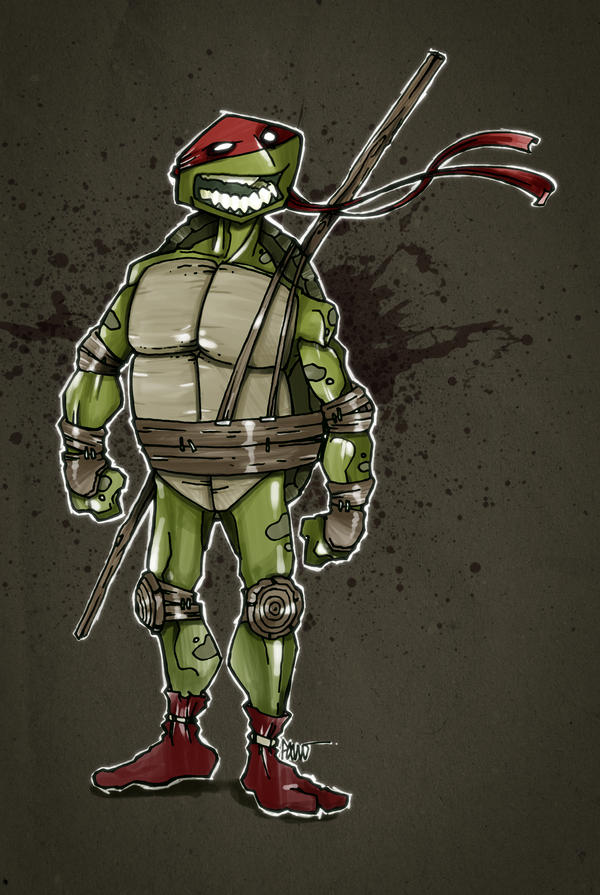Donatello by paulorocker