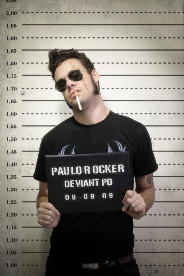 Stuntman Paulo by paulorocker