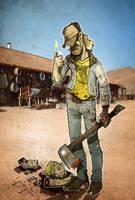 Rob Zombie by paulorocker