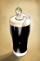 Guinness by paulorocker