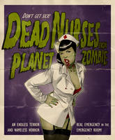 Hellooooo Dead Nurse Movie by paulorocker