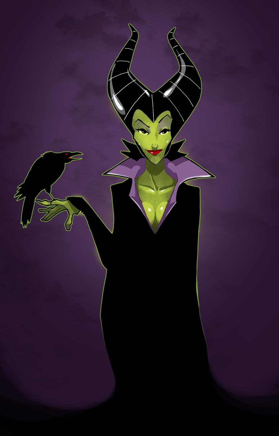 Maleficent by paulorocker