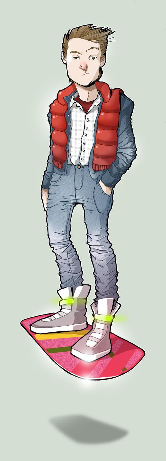 McFly by paulorocker
