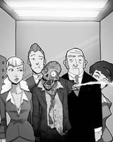 Elevator 3 by paulorocker
