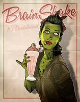 BrainShake by paulorocker