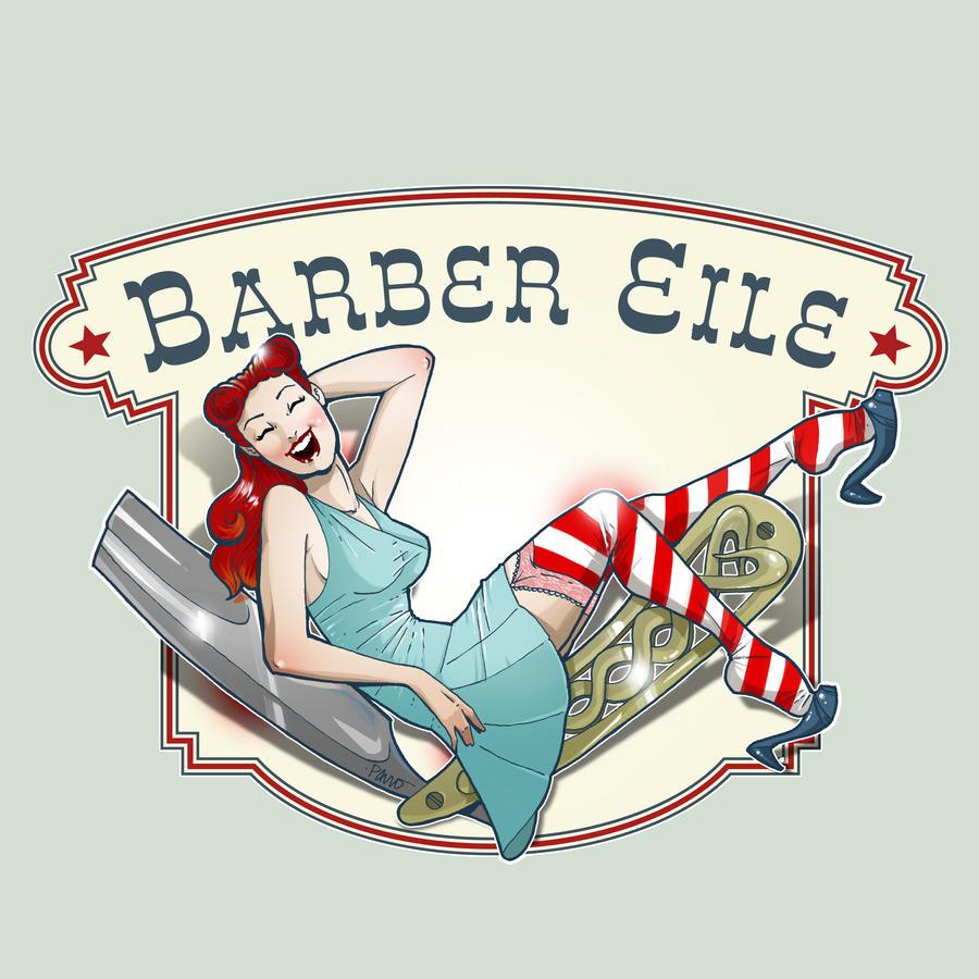 Barber Eile by paulorocker
