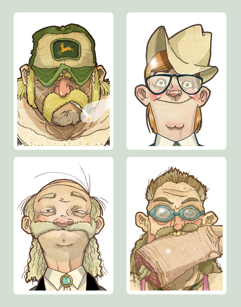 an analysis of what constitutes a redneck The scv's view of the history of the south ultimately isn't much better than the image presented in the redneck games they both offer, as you say, caricatures that are devastatingly dangerous.