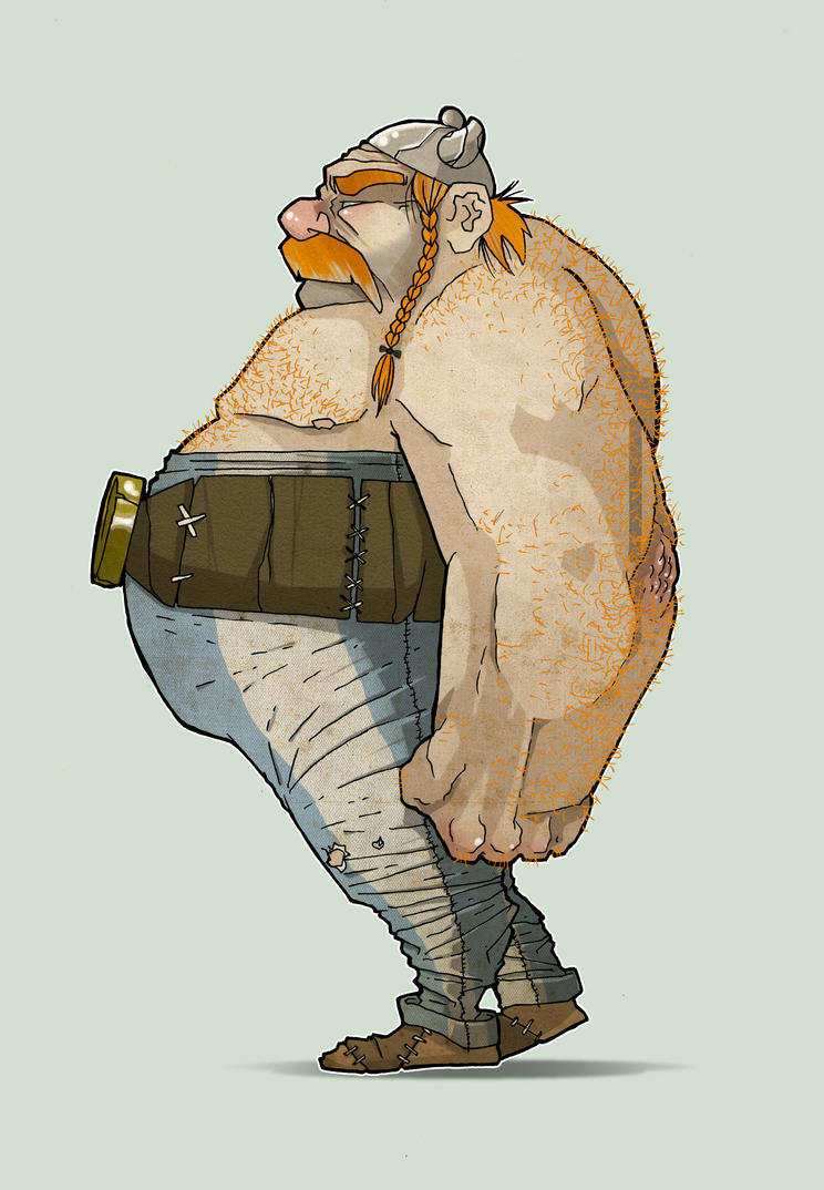 Obelix by paulorocker