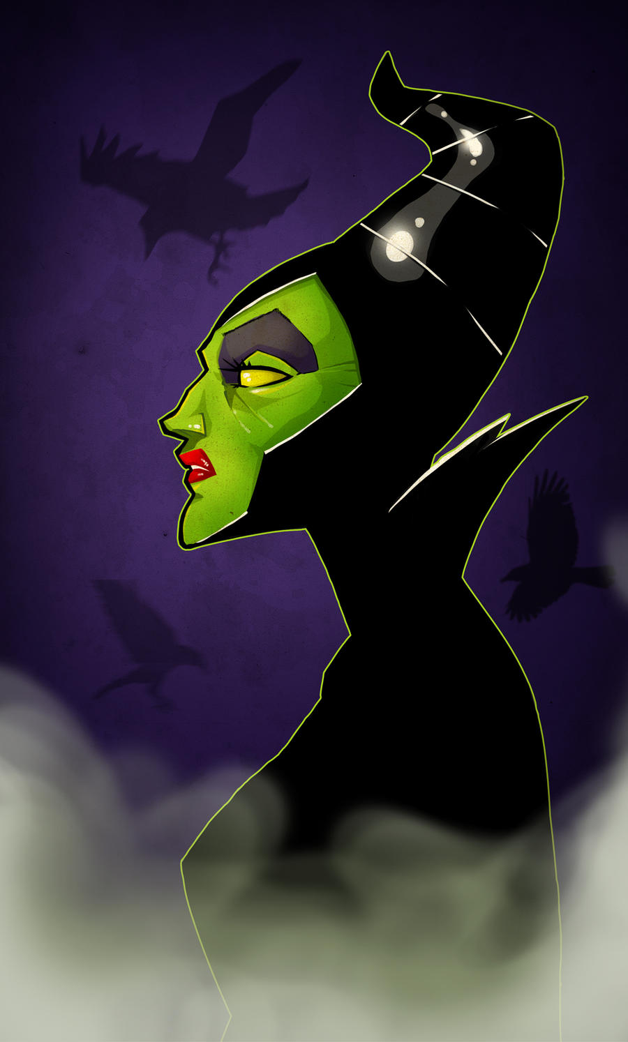 Maleficent 2 by paulorocker
