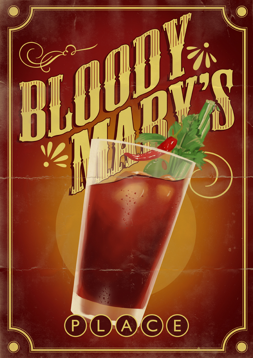 bloody mary drink clipart - photo #23