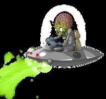 Martian by paulorocker