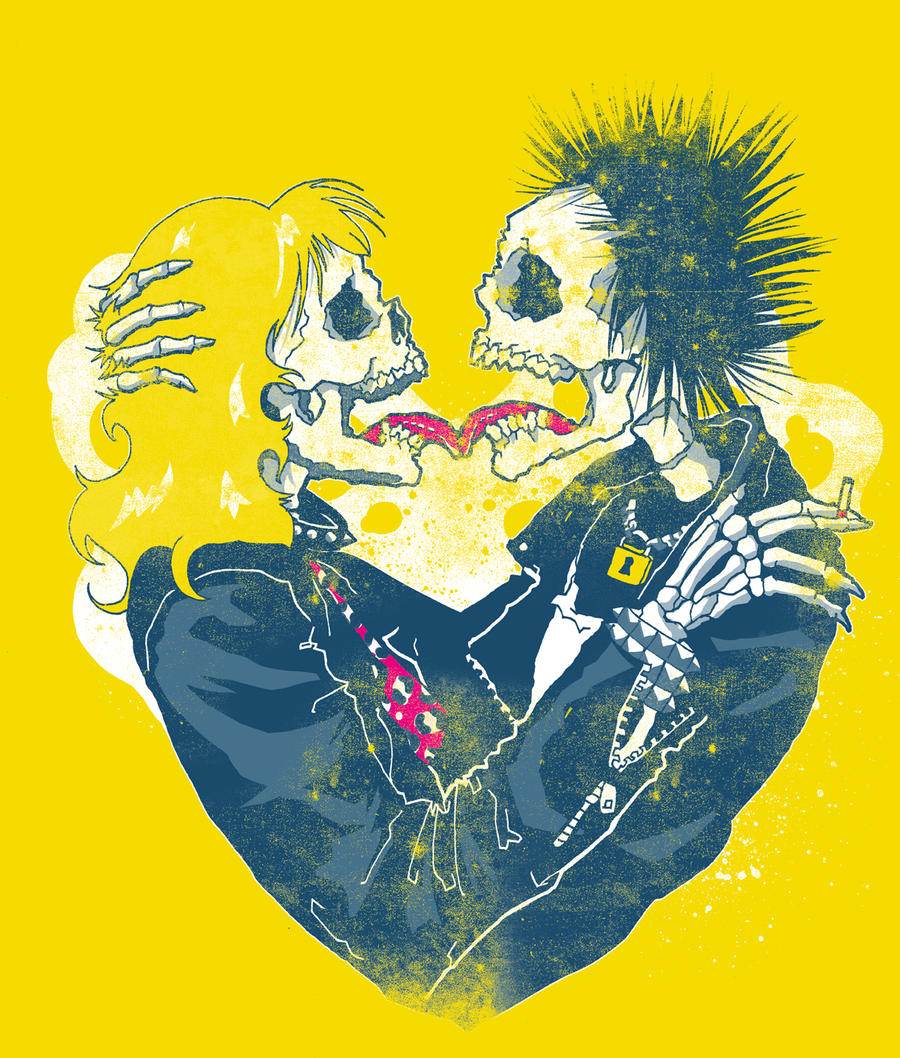 Sid and Nancy by paulorocker