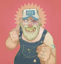 Punch Fight Fuck by paulorocker