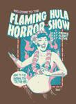 Flaming Hula Horror Show