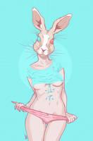 Bunny by paulorocker