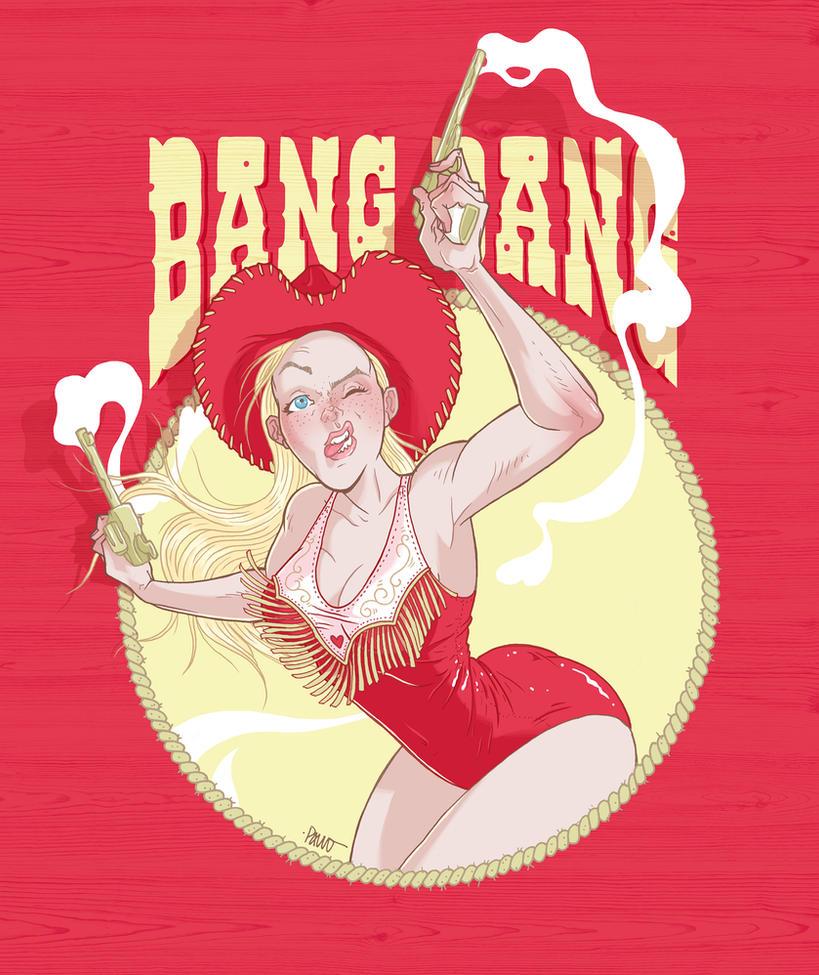 Bang Bang! by paulorocker