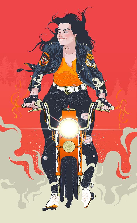 Ride by paulorocker