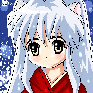 Chibi Inuyasha By Fayharuno