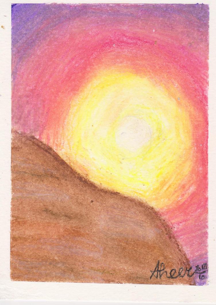 Sunset by Cosmoni