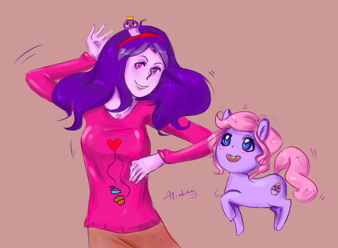 Princess  NumNums! by Hilups