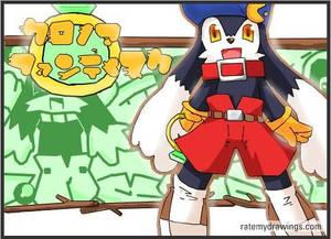 Klonoa RMD drawing
