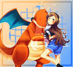 Commission: Big Hug