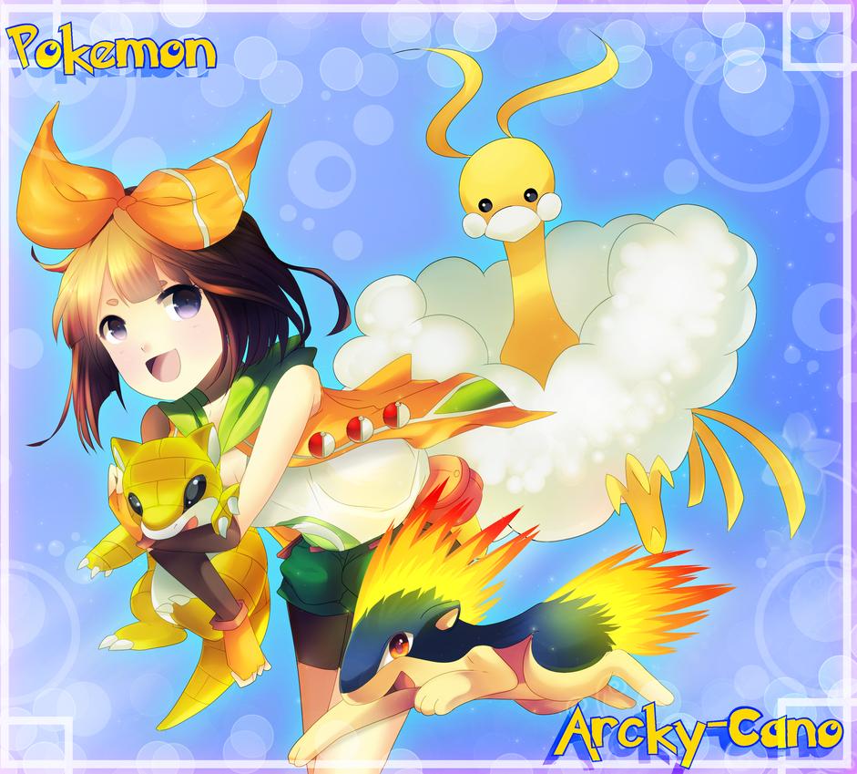 ArtT Arcky-Cano by MayomiCCz