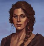 Kassandra Portrait