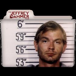Jeffery Dahmer Files folder icon (.png file)