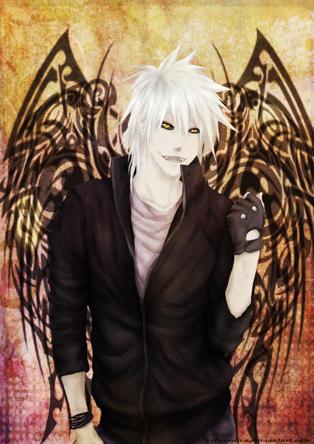 BLEACH:Dark Angel... by sylwiaiiwo