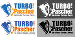 Logotype for turbopascher.com by Cri-Studio