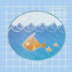 Squarefish by Cri-Studio