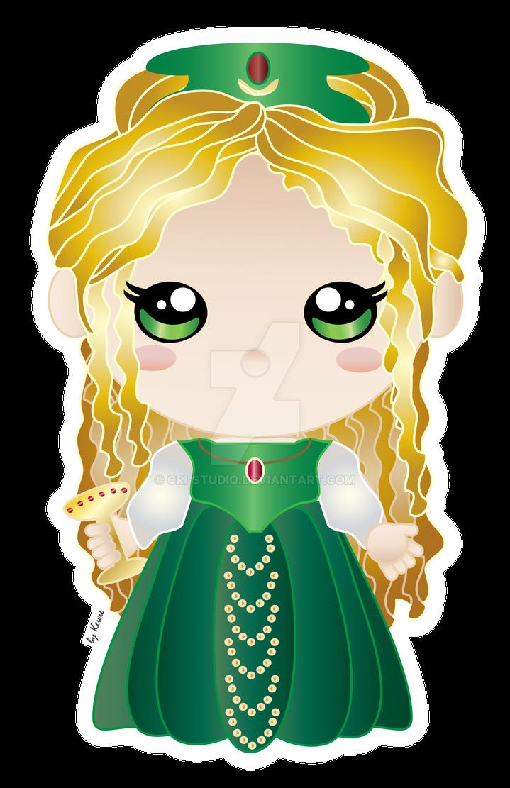 Cersei Lannister by Cri-Studio