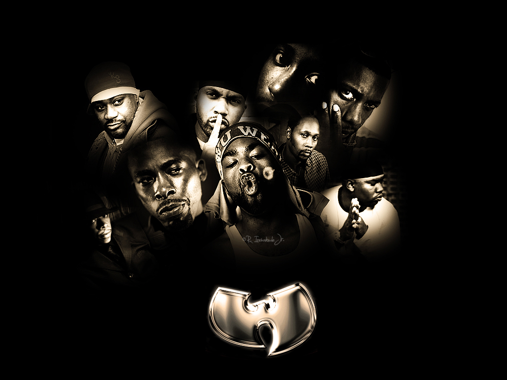 Wu-Tang Wallpaper by rjartwork