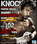 Knockout Magazine Cover