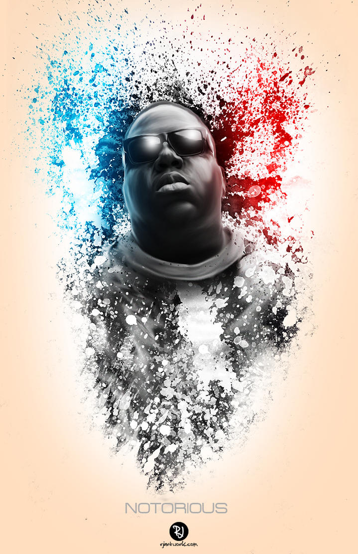 Notorious by rjartwork