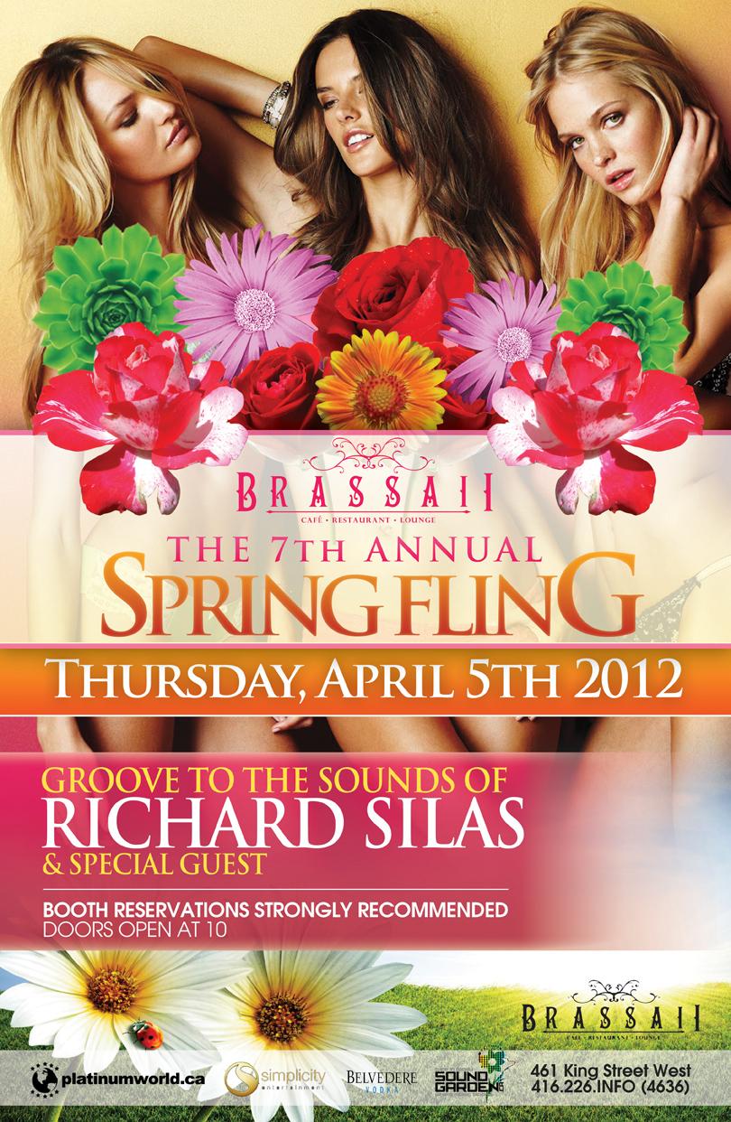 Brassaii Spring Fling