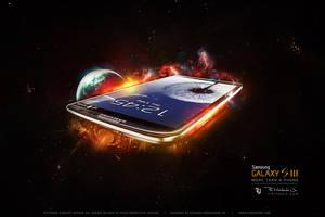 Samsung Galaxy S3 Ad by rjartwork