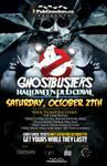 Ghostbusters Halloween Pub Crawl