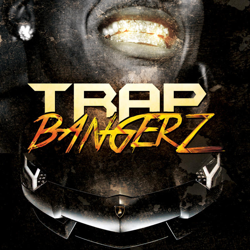 trap bangerz cover design by rjartwork on deviantart