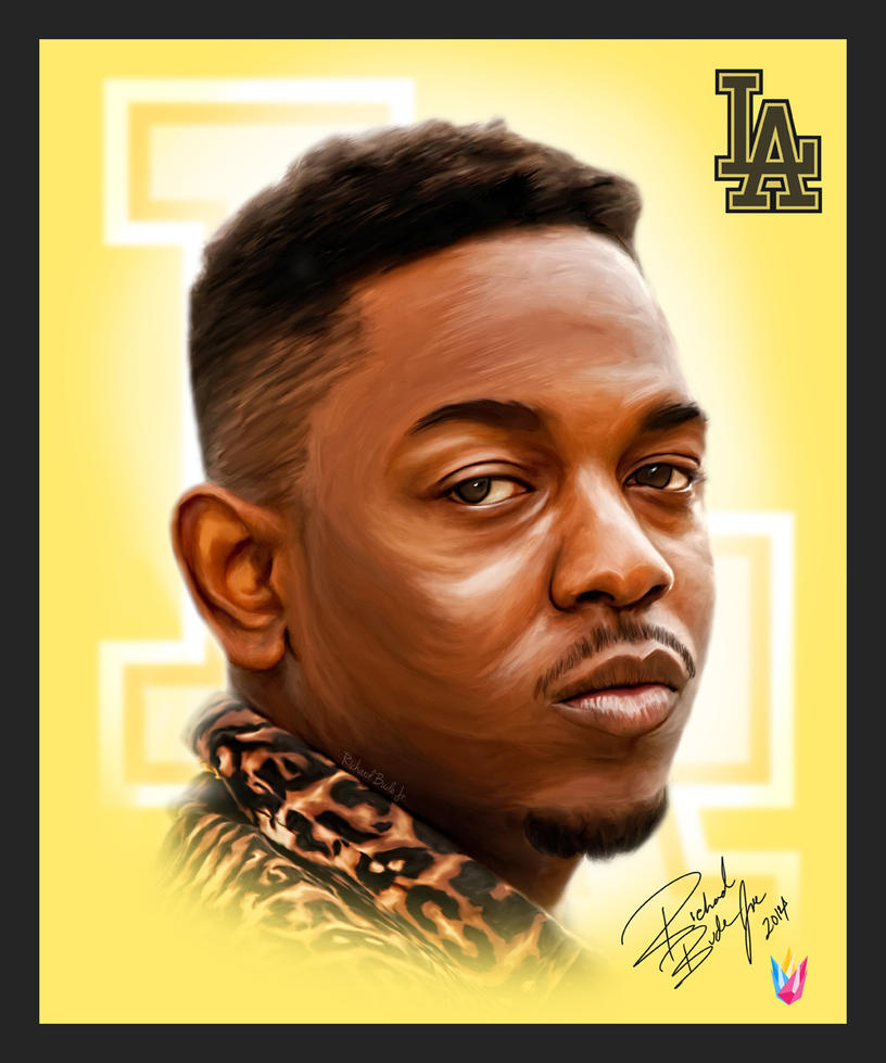King Kendrick by rjartwork